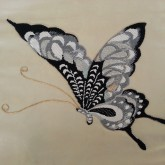 蝶の帯 Obi of Butterfly