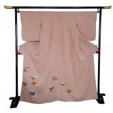古代蝶の着物 Kimono of Ancient Butterfly