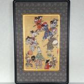 紀州祭礼図 Kishu festival Figure