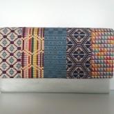 絽刺し柄のバック Bag of Rozashi Pattern